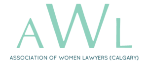 Association of Women Lawyers (Calgary) | Judy Boyes Law